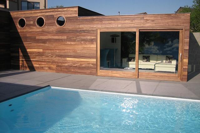 Agrandir + piscine